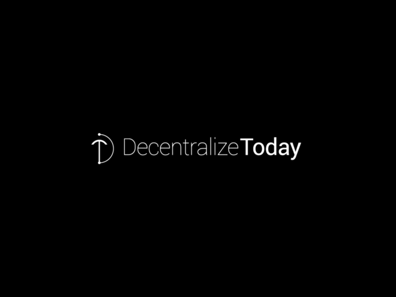 BLOGGING FOR DECENTRALIZATION