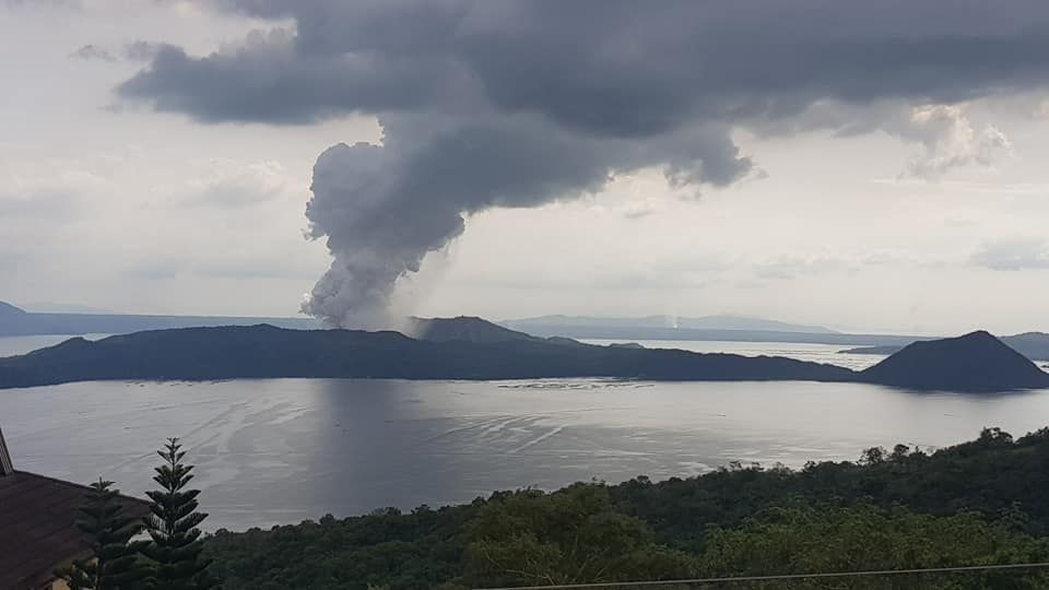 Crypto community rallies round to support citizens affected by Taal volcano eruption