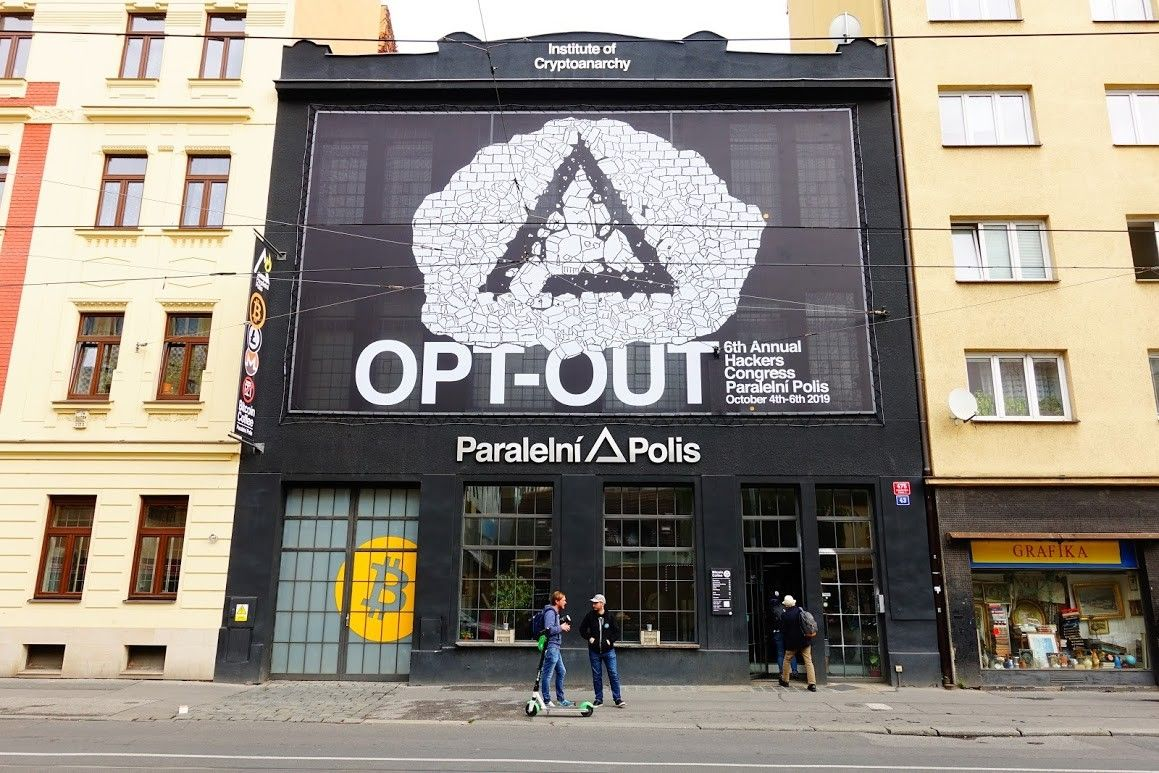 ​Opting Out - A Review of the Hackers Congress in Prague