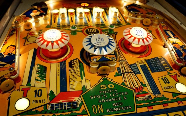 The 'Pinball Wizard' of International Trade