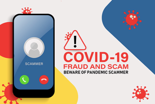 Daily Dose: Covid For Coins Scam