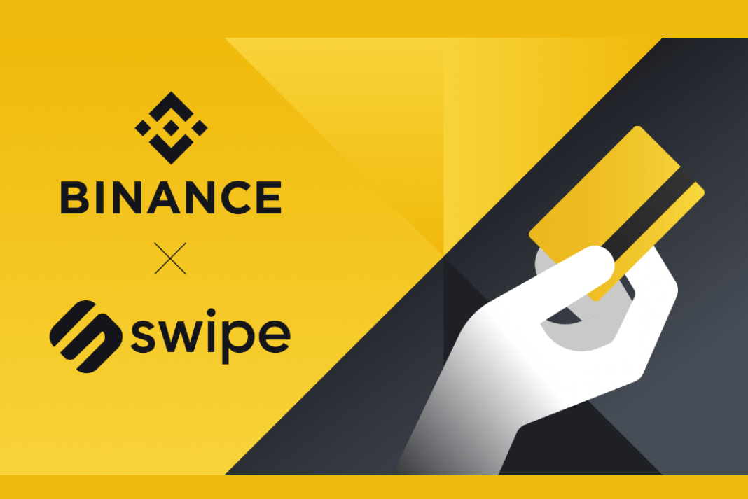 World's Largest Cryptocurrency Exchange Binance Acquires Payment Giant Swipe To Merge Crypto and Commerce