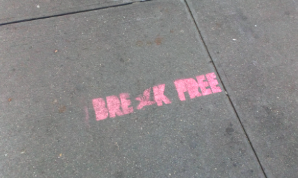 Daily Dose: Trying To Break Free