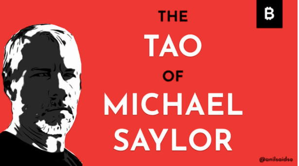 The Tao of Michael Saylor