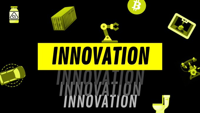 Innovation Driving Forward