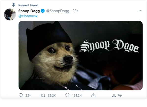 Daily Dose: Snoop Doge