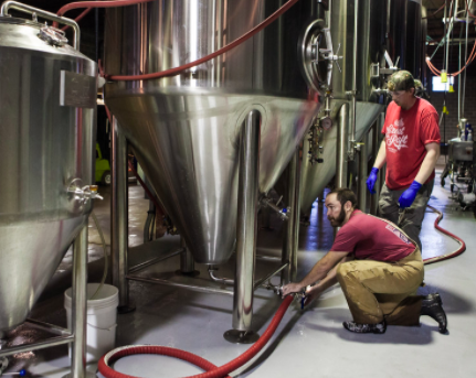Daily Dose: Accumulation Brewing