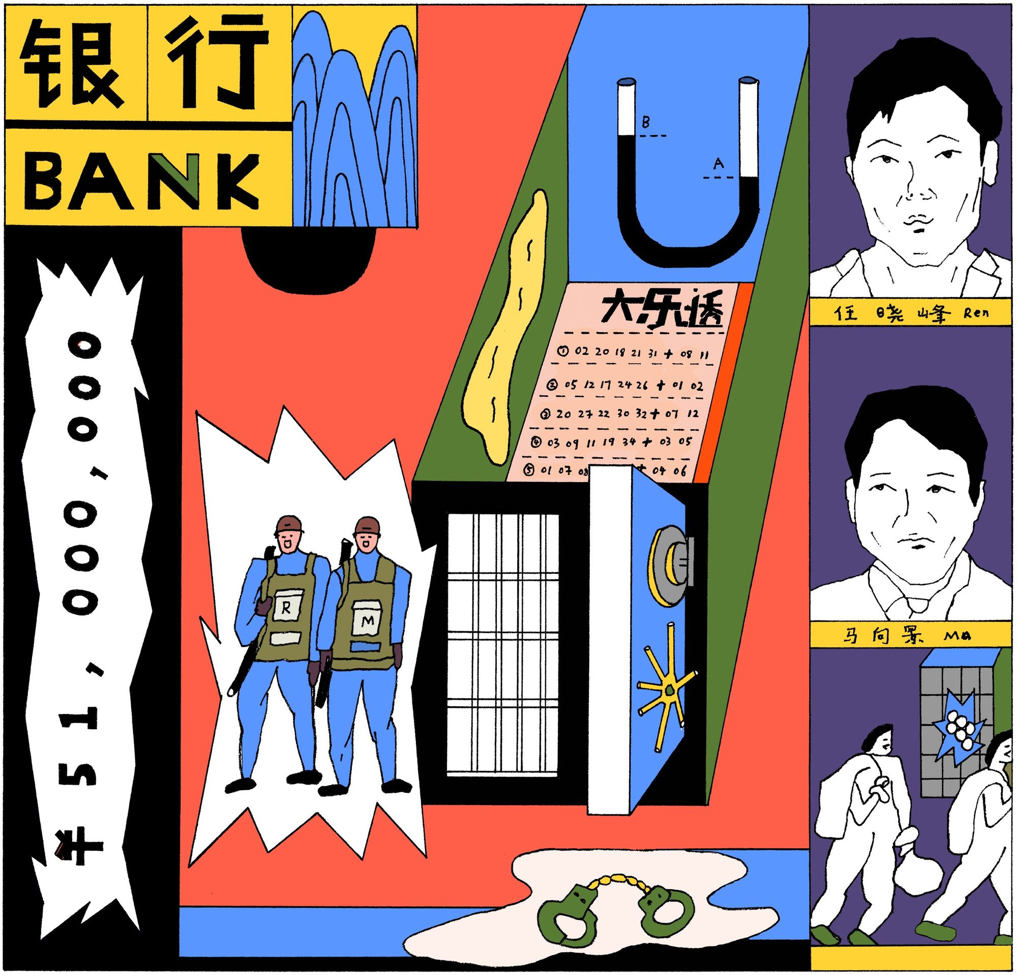 The Sunday Long Read: The story behind China's biggest bank heist