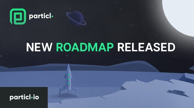 The new Particl Project roadmap has just been released!